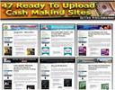 Thumbnail 47 Ready Made Clickbank Websites MRR $1.49